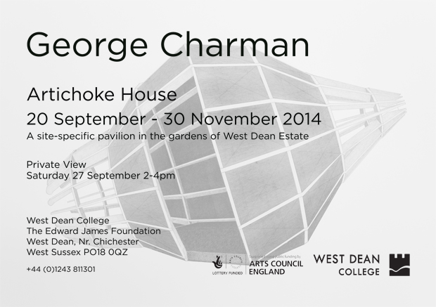 George Charman banner