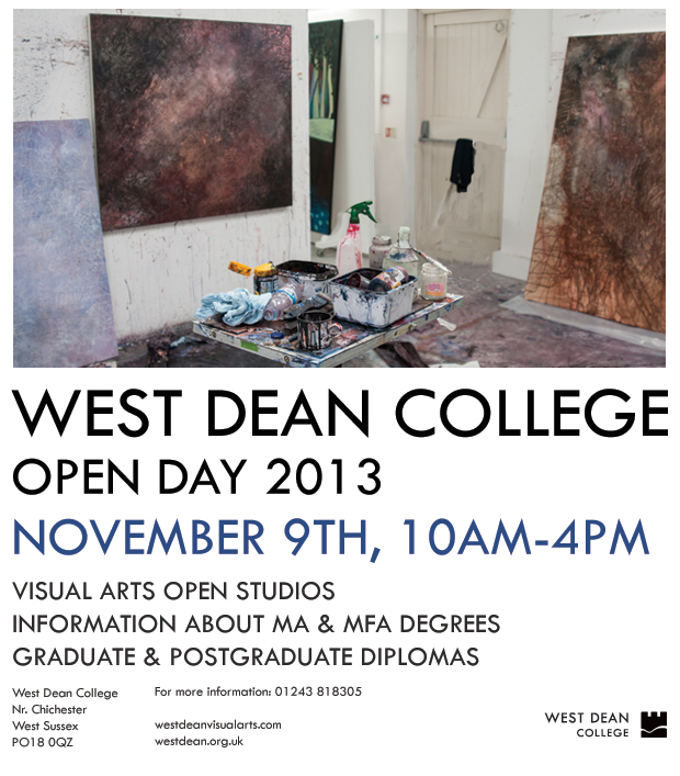 West Dean College Open Day 2013