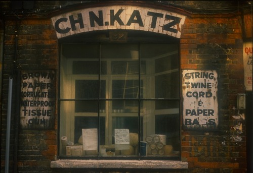 ChNKATZ facade