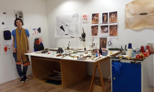 daniela residency studio