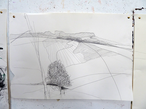 Drawing workshop with George Charman