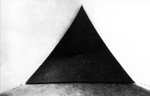 Joseph Beuys - Felt Corner (1963)