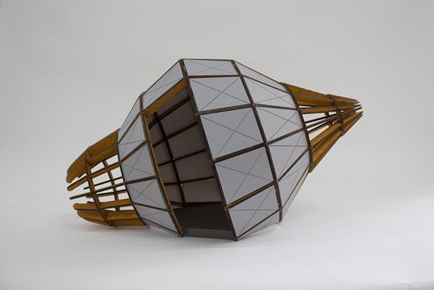George Charman, scale model