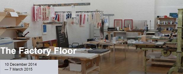 Factory Floor - Modern Art Oxford