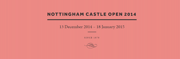 Nottingham Castle Open 2014