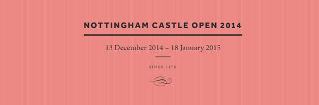 Nottingham Castle Open 2014