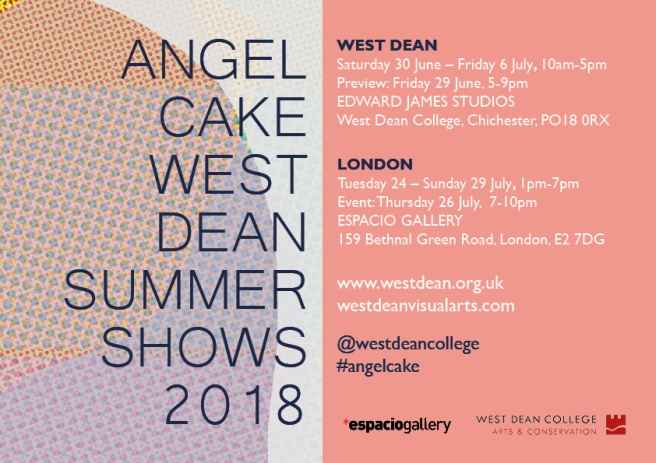 Angel Cake e-flyer